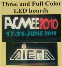 Full Color Led Boards