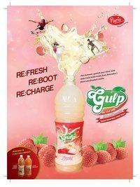 Gulp Fruit Drinks