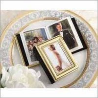 Decorative Silver Plated Photo Frame