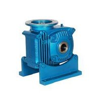Adaptable Worm Reduction Gear Boxes