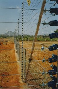 Agriculture Security Fencing