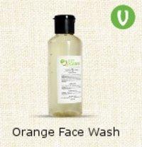 Orange Face Wash