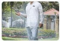 Gents Pvc Raincoat