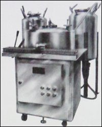 Jet Type Ampoule Cum Vial Washing Machine