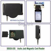 SS525 Audio Jack Magnetic Card Reader