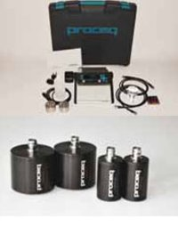 Ultrasonic Pulse Velocity Meter