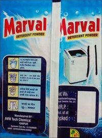 Marval Detergent Powder
