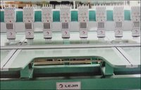 Industrial Flat Knitting Machine