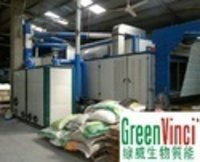 Biomass Hot Air Generator For Printing And Dyeing