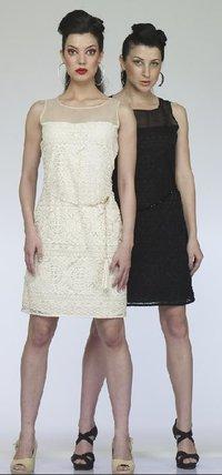 Designer Ladies Short Dress