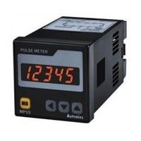 Autonics Pulse Meter