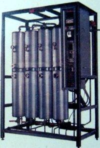 Multi Stage Water Distillation Plant