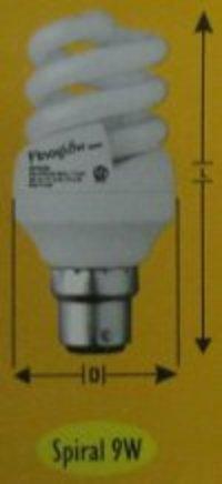 Cfl Bulb (Spiral 9W)