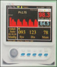 Tabletop Pulse Oximeter With Nibp