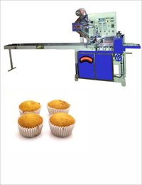 Cup Cake Muffin Packaging Machine