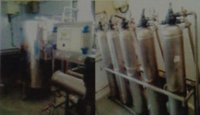Online Dialysis RO Plant with Whole Setup