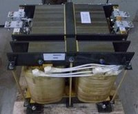 Aluminium Foil Wound Transformer