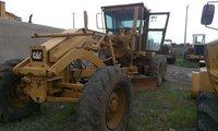 Used Motor Grader Caterpillar 14G