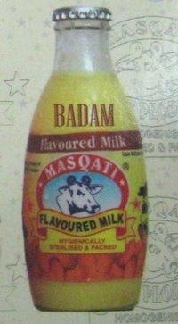 Badam Flavored Milk