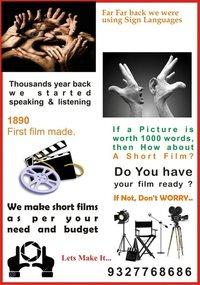 Short Films Making Service
