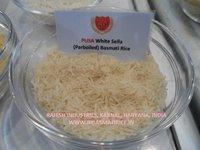 Pusa White Sella Basmati Rice