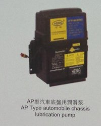 Ap Type Automobile Chassis Lubrication Pump