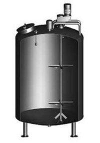 Industrial Liquid Mixing Tank