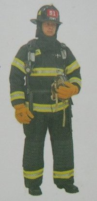 Heavy Duty Fire Protection Suit