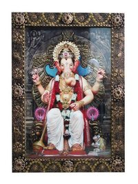 Lalbaugh Ganesha Paintings