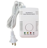 Combustible Co Gas Alarm
