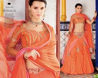 wonderful choli suit