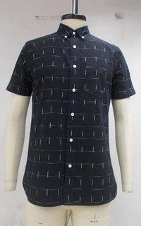 Half Sleeve Designer Men's Shirts