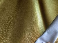 Pvc Leather Snake Film Fabric