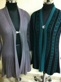 Knitted Ladies Cardigans