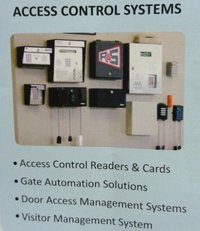 Access Control Readers And Cards
