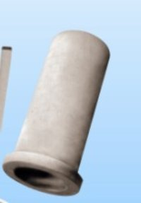 Si3n4 Bonded Sic Thermocouple Protection Tube