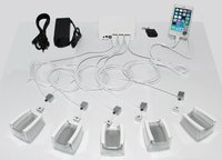 6 Port Anti Theft Alarm Sensor Host Security System