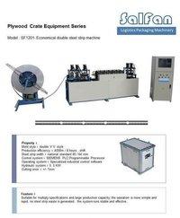 SF1201 - Economical Double Steel Strip Machine