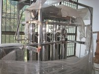 Multicolumn Distillation Water Plant