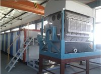 Rotary Egg Tray Packaging Machine