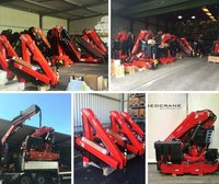 Knuckle Boom Loader Cranes