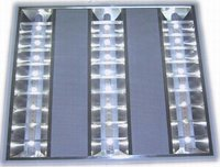 2ft Grid Ceiling Light Fixture