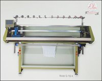 Fully Fashioned High Speed Flat Knitting Machine