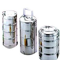 Stainless Steel Food Carrier
