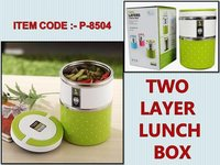Two Layer Lunch Box