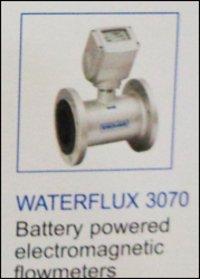 Waterflux 3070 Battery Powered Electromagnetic Flowmeters