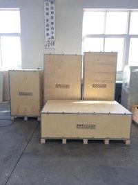 Nefab Wooden Box
