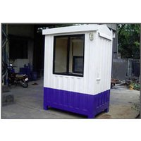 MS Security Cabins