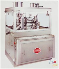 Accura Press II Double Sided High Speed Rotary Tablet Press Machine