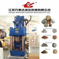 Y83-5000 Scrap Metal Sawdust Briquetting Press
